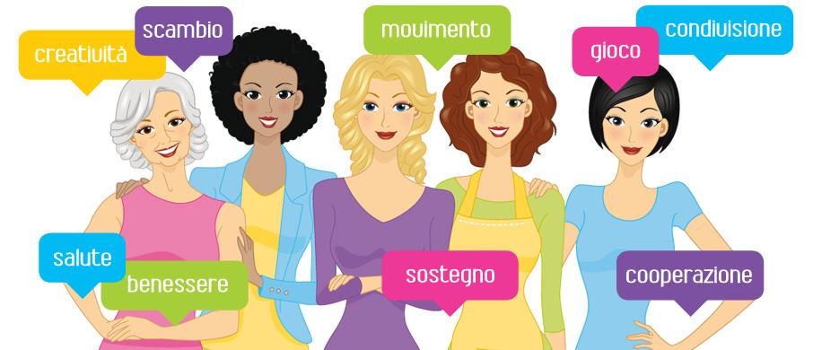 Chi Siamo -Chi Siamo - Associazione Donne Per le Donne